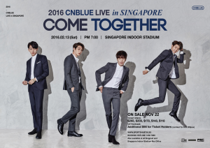 CNBLUE Poster